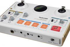 ティアック、かんたん操作で各種ネット配信サービスを使った音声演出を楽しめるインターネット配信用の家庭用放送機器『MiNiSTUDIO CREATOR US-42W』を販売