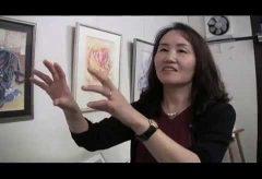 【Views】『胸に刻む』8分~色鉛筆画の作品展を取材し作家の胸の内を聞くインタビュー構成のドキュメント