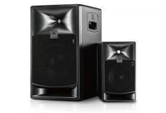 JBL、比類ない再現力と力強いサウンドを備えたコンパクトなモニタースピーカー「705P Powered」、「708P Powered」を発売