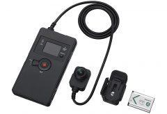 ソニー、強力なブレ補正機能を搭載した業務用ウェアラブルカメラ『TECU-001』を発売