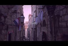 【Views】『旅先にて-ドブロブニク(クロアチア)-』2分54秒~海の色や家々のたたずまい、新鮮な風景が作者の眼で切り取られていく