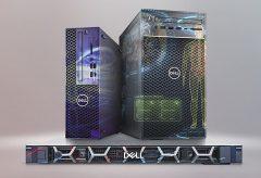 デル、初の1Uラックワークステーション「Dell Precision 3930 Rack」を発表