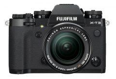 富士フイルム、4K/60p 4:2:0 10bit記録、H.265/HEVC、ALL-Intraに対応するなど動画を強化した FUJIFILM X-T3