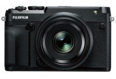 富士フイルム、中判デジタルミラーレスカメラ「GFX」のレンジファインダースタイルモデル「FUJIFILM GFX 50R」  コンセプト発表のGFX 100Megapixels Conceptは4K動画(4K30p/10bit)に対応。