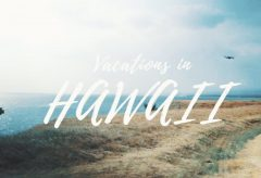 【Views】『One Minute Vacations in HAWAII Season2』1分~作者がセレクトしたハワイの瞬間を1分にまとめたショートムービー