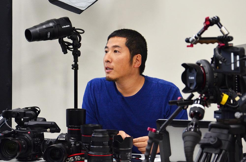 『写真家・公文健太郎のEOS C200活用セミナー』〜写真の「空気感」を動画で撮影する