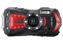 リコー、水深14m での水中撮影が可能なコンパクトデジタルカメラ 「RICOH WG-60」を新発売