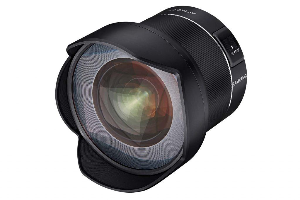 ケンコー・トキナー、歪曲収差を極限まで抑えた、ニコンFマウント用AF超広角レンズ 「SAMYANG AF 14mm F2.8 ニコンF」を発売