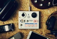 TASCAM、高音質マイクを内蔵し、かんたん操作で各種ネット配信サービスを楽しめる家庭用放送機器『MiNiSTUDIO PERSONAL US-32W』を販売開始