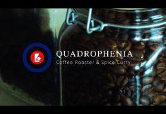 【Views】『QUADROPHENIA (Coffee Roaster & Spice Curry)』1分44秒~パブのPVをハードタッチで描く