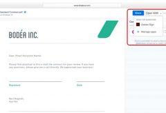 アドビ、Dropboxに電子サイン機能の追加を発表