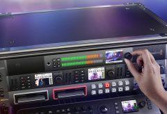 ブラックマジックデザイン、新製品Blackmagic Audio Monitor 12Gを発表