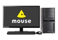 マウスコンピューター、最新の第9世代インテルCPU 搭載デスクトップパソコンを 8万円台から販売開始