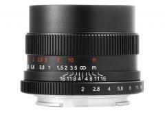 焦点工房、七工匠(しちこうしょう)のミラーレスカメラ用単焦点レンズ「7Artisans 35mm F2 ソニーEマウント」と「7Artisans 35mm F2 フジフイルムX」を発売
