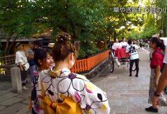 【Views】『親緑53 朝の小路』5分21秒~祗園界隈の小路に分け入り、その風情をセンスの良い選曲で見せてくれる一作