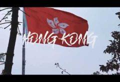 【Views】『HONG KONG TRIP』1分7秒~合成やエフェクトをさりげなくちりばめながら緩急を付けたストーリーが軽快に香港の街を駆け抜ける