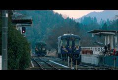【Views】『信楽の正月「SHIGARAKI : New Year's Day」』2分10秒~焼き物の里。静かに流れるこの地の正月の空気をレンズはしっとりと映し出す
