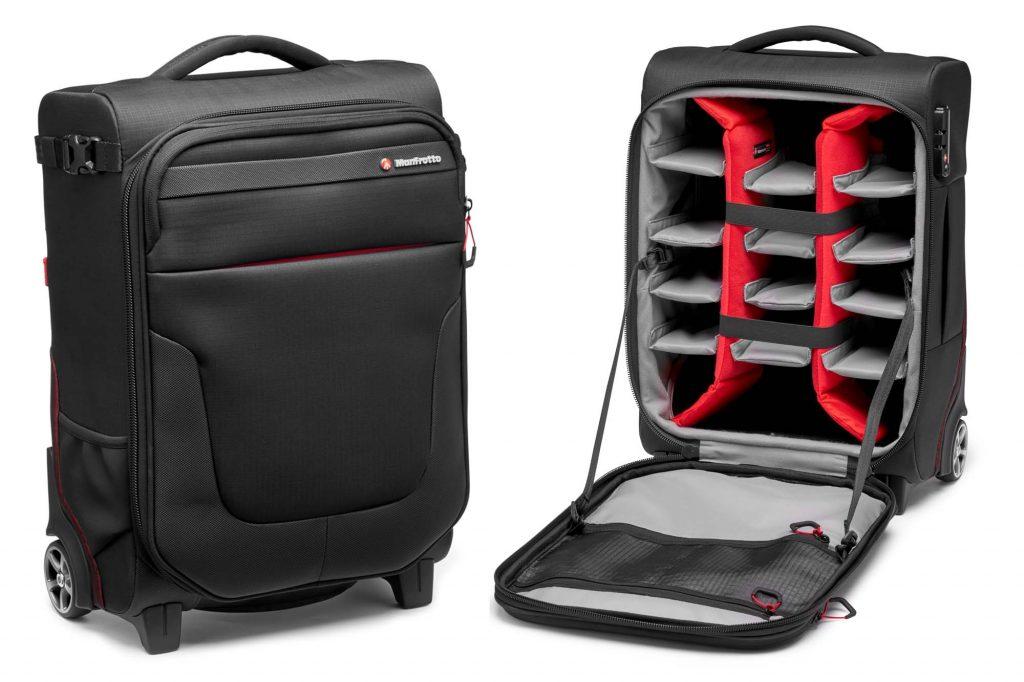 ヴァイテックイメージング、マンフロットの新しい『 ローラーバックパック』5モデルと『 バックパック 』2モデルを発売