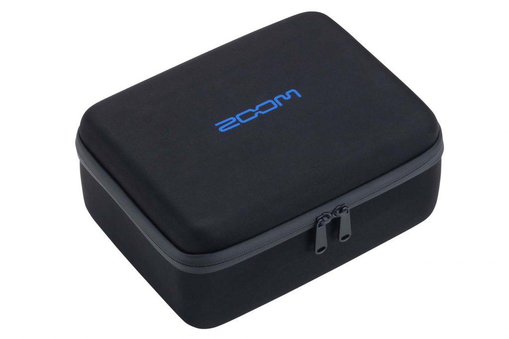 ズーム、ハンディレコーダー「H3-VR」を傷や衝撃から保護する、  専用キャリングバッグ『CBH-3』を発売