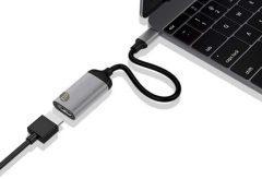 フォーカルポイント、HDMI変換アダプタ『 USB-C to HDMI v2.0 4K UHDTV変換アダプタ 』を発売