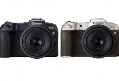 キヤノン、EOS Rシステムの小型・軽量フルサイズミラーレスカメラ『EOS RP』を3月中旬に発売