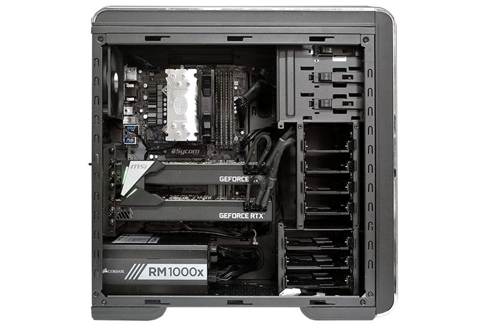 サイコム、Intelプロセッサ搭載『G-Master SLI Z390-NVL』『G-Master SLI X299-NVL』、 AMDプロセッサ搭載『G-Master SLI X399A-NVL』の3機種を発売