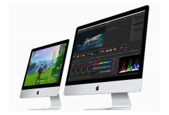 アップル、液晶モニター21.5インチ、27インチの新しい iMacを発表
