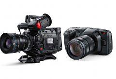 ブラックマジックデザイン、新製品『URSA Mini Pro 4.6K G2』とBlackmagic Camera 6.2アップデートを発表〜Blackmagic Pocket Cinema Camera 4KでBlackmagic RAW収録が可能に!