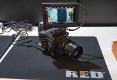 【CP+2019・プロ向け動画エリア】RAIDはRED MOSTRO 8K VVの撮影システムを展示