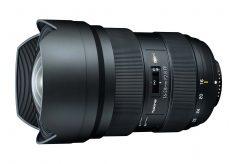 ケンコー・トキナー、高画素フルサイズ撮像素子に対応した高性能大口径超広角ズームレンズ『Tokina opera 16-28mm F2.8 FF』を発売