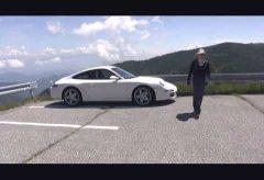 【Views】『ポルシェで美ケ原』7分28秒~スポーツカーとスポーティーな服装で山を目指す作者という、なんともシュールな展開。自分撮り山岳作品にアイテムを1つ加えた異色の作品