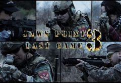 【Views】『JAWS POINT 3 -LAST GAME-』2分52秒〜興奮のショットの連続。なりきった者たちの、みなぎるやる気。そんな緊迫感をスピード感で伝える