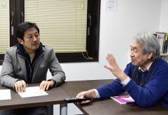 ドキュメンタリー撮影問答というシリーズが始まります。ホストは辻智彦さん、第1回目のゲストは山崎裕さんです。