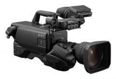ソニー、「2019 NAB Show」に出展。マルチフォーマットポータブルカメラ『HDC-5500』などを展示