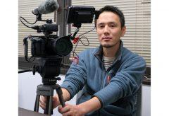 ドキュメンタリー映画監督に訊く④『鳥の道を越えて』『坂網猟』の今井友樹さん