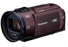パナソニック、デジタル4Kビデオカメラ全6機種を発表
