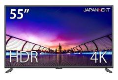 JAPANNEXT、55型HDR対応 PBP/PIP機能 4K液晶モニター『JN-V5500UHDR』を発売