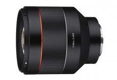 ケンコー・トキナー、軽量コンパクトな中望遠レンズ『SAMYANG AF 85mm F1.4 ソニーE用 FE』を発売
