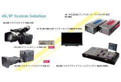 池上通信機、最新の放送映像機器を紹介する「放送映像機器内覧会2019」を開催