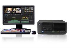 グラスバレー、8Kノンリニアビデオ編集ターンキー「HDWS 8K」新シリーズを発表