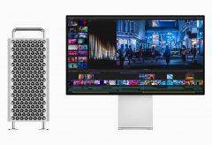 アップル、拡張性を持たせたワークステーション『Mac Pro』と32インチRetina 6Kディスプレイの『Apple Pro Display XDR』を発表。8K編集も想定する。