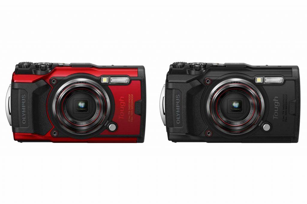 オリンパス、コンパクトデジタルカメラ『OLYMPUS Tough TG-6』を7月下旬に発売