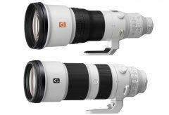 ソニー、大口径超望遠単焦点レンズ Gマスター『FE 600mm F4 GM OSS』、超望遠ズームレンズ Gレンズ『FE 200-600mm F5.6-6.3 G OSS』を発表
