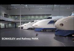 【Views】622『リニア・鉄道館(SCMAGLEV and Railway Park)』3分28秒~使命を終えた車両が醸し出す懐かしさと新型車両への希望が交差する空間を的確に捉える
