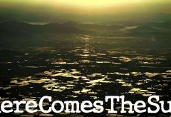 【Views】623『Here Comes The Sun』2分14秒〜開けた山頂のパノラマロケーション、その移りゆく景観をじっくりと見つめる