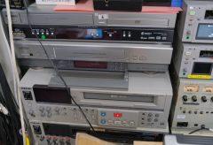 レトロ通販のデジタルアーカイブ作業現場を取材する②放送用ビデオと近年の家庭用/業務用編