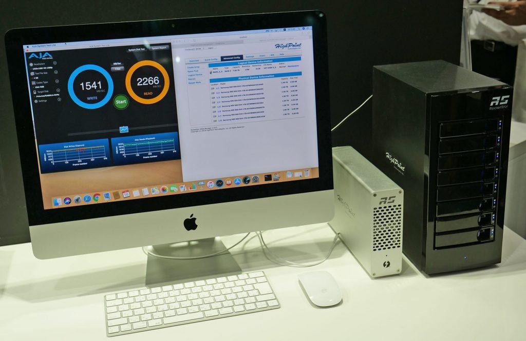 第2回 4K・8K映像技術展レポート後編〜SSD、アップスケーリング技術、8Kストリーミング