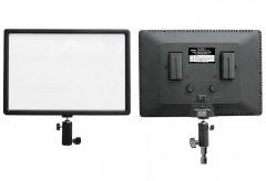 LPL、四方から拡散板に照射する中型LEDライト『VL-D2560XPC』を発売