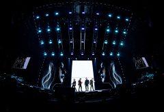 ブラックマジックデザイン、アイルランドのボーカルグループ WestlifeのコンサートでBlackmagic Designのライブソリューションが使用されたことを発表