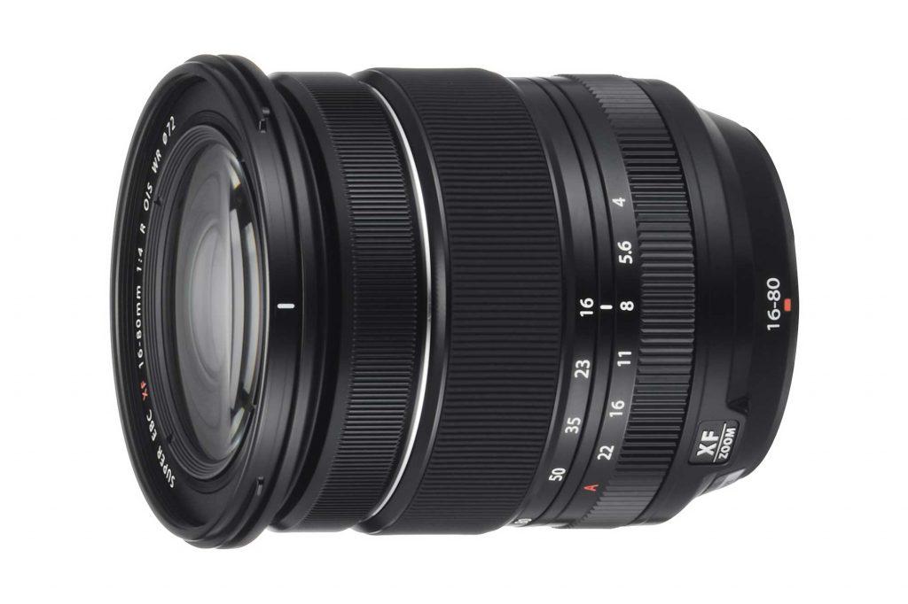 富士フイルム、6.0段手ブレ補正機能と5倍ズームを備えた「Xシリーズ」用標準ズームレンズ『XF16-80mmF4 R OIS WR』を発表